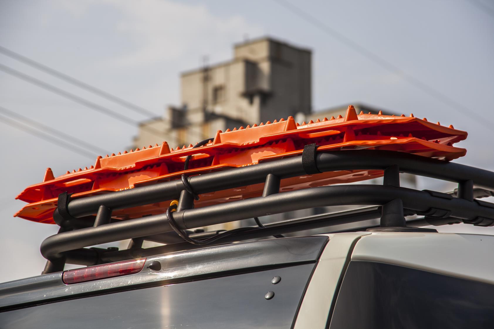Toyota FJCRUISER сендтраки
