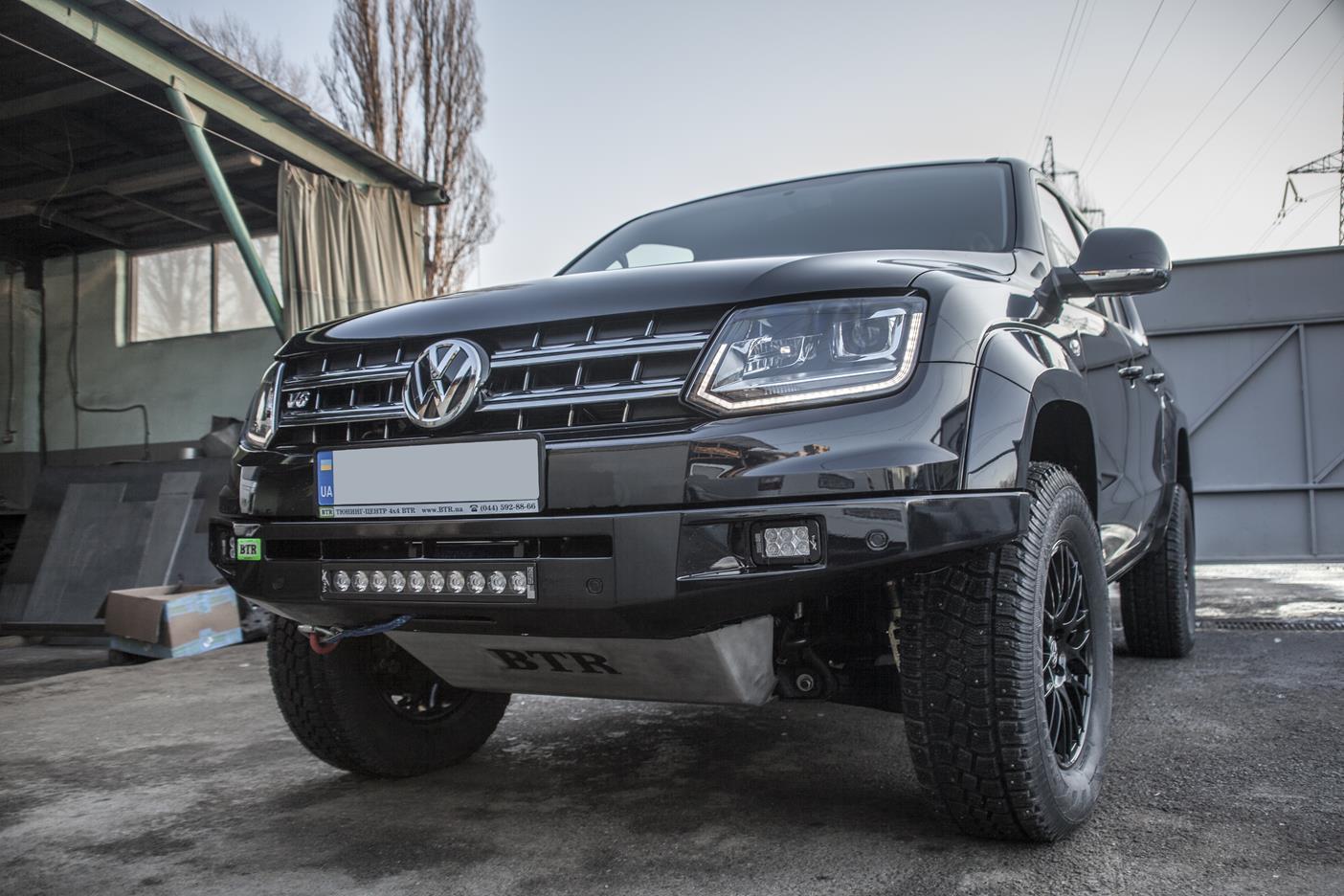 Фары для Volkswagen Amarok 2017
