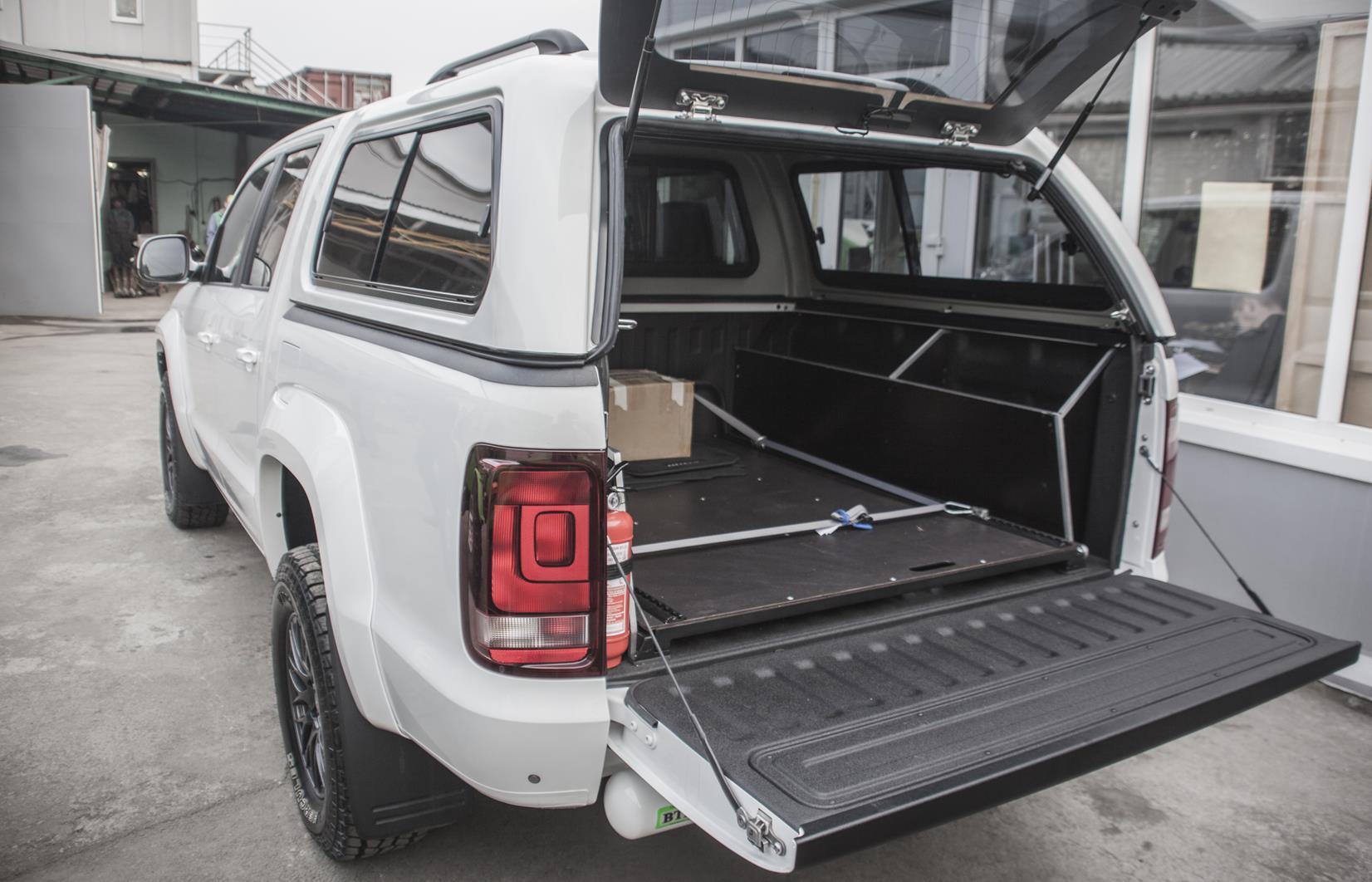 Volkswagen Amarok 2017 V6 Tuning 19