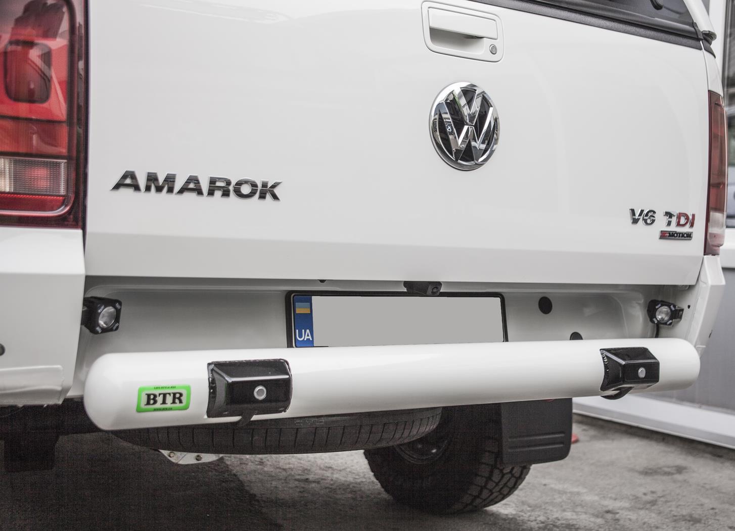 Volkswagen Amarok 2017 V6 Tuning 23