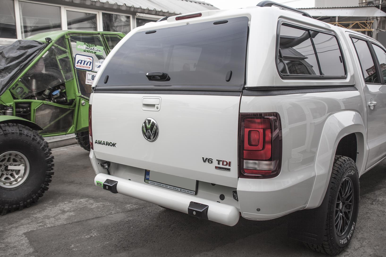 Volkswagen Amarok 2017 V6 Tuning 24