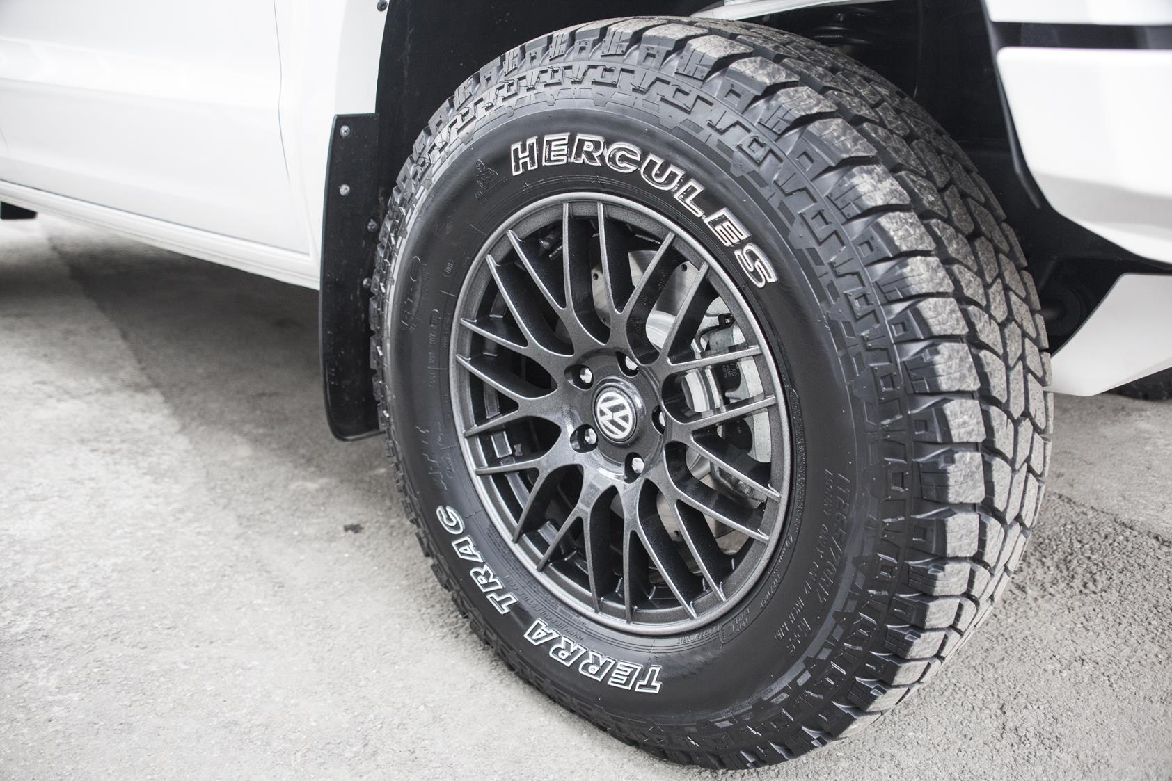 Volkswagen Amarok 2017 V6 Tuning 27