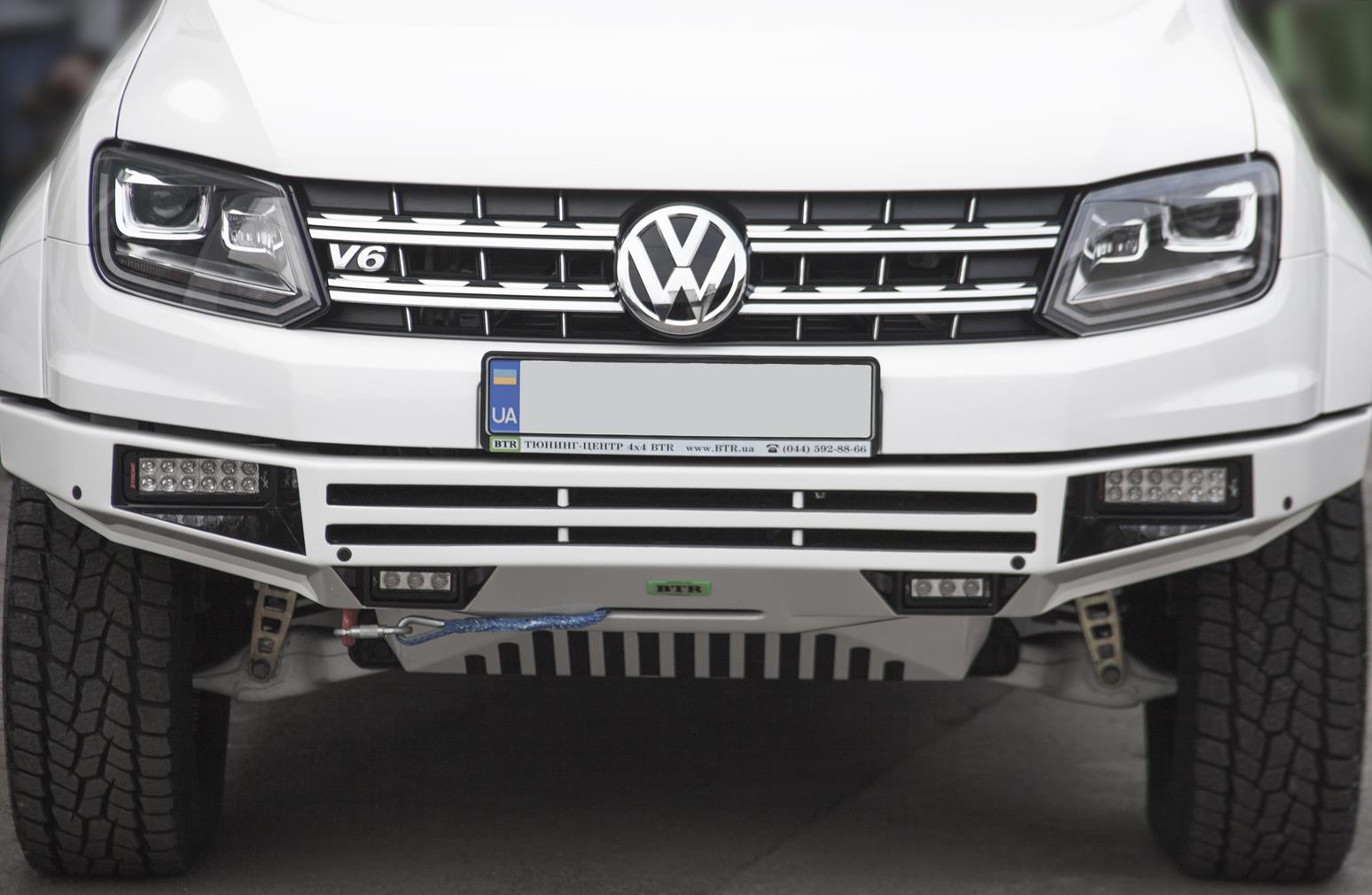 Volkswagen Amarok 2017 V6 Tuning 37