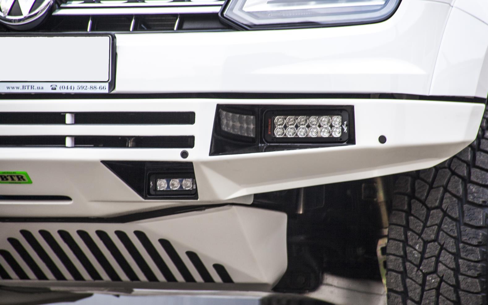 Volkswagen Amarok 2017 V6 Tuning 4