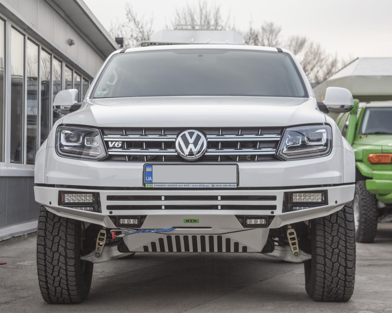 Volkswagen Amarok 2017 V6 Tuning 9