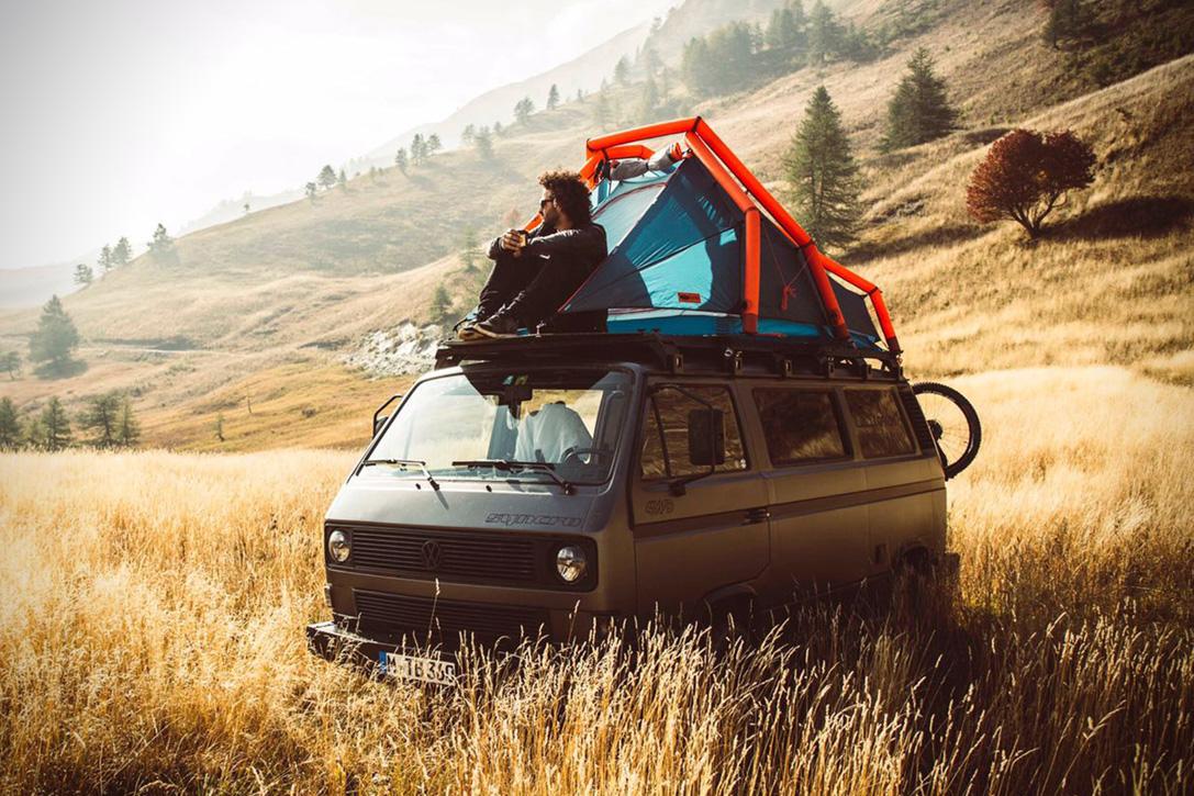 Adventure-VW-T3-Syncro-Van
