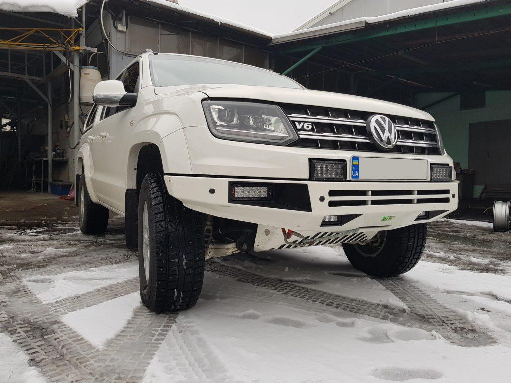 Светодиодные фары RIGID для Volkswagen Amarok