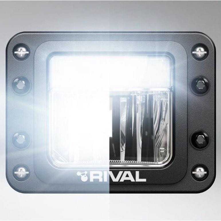Светодиодные фары RIVAL