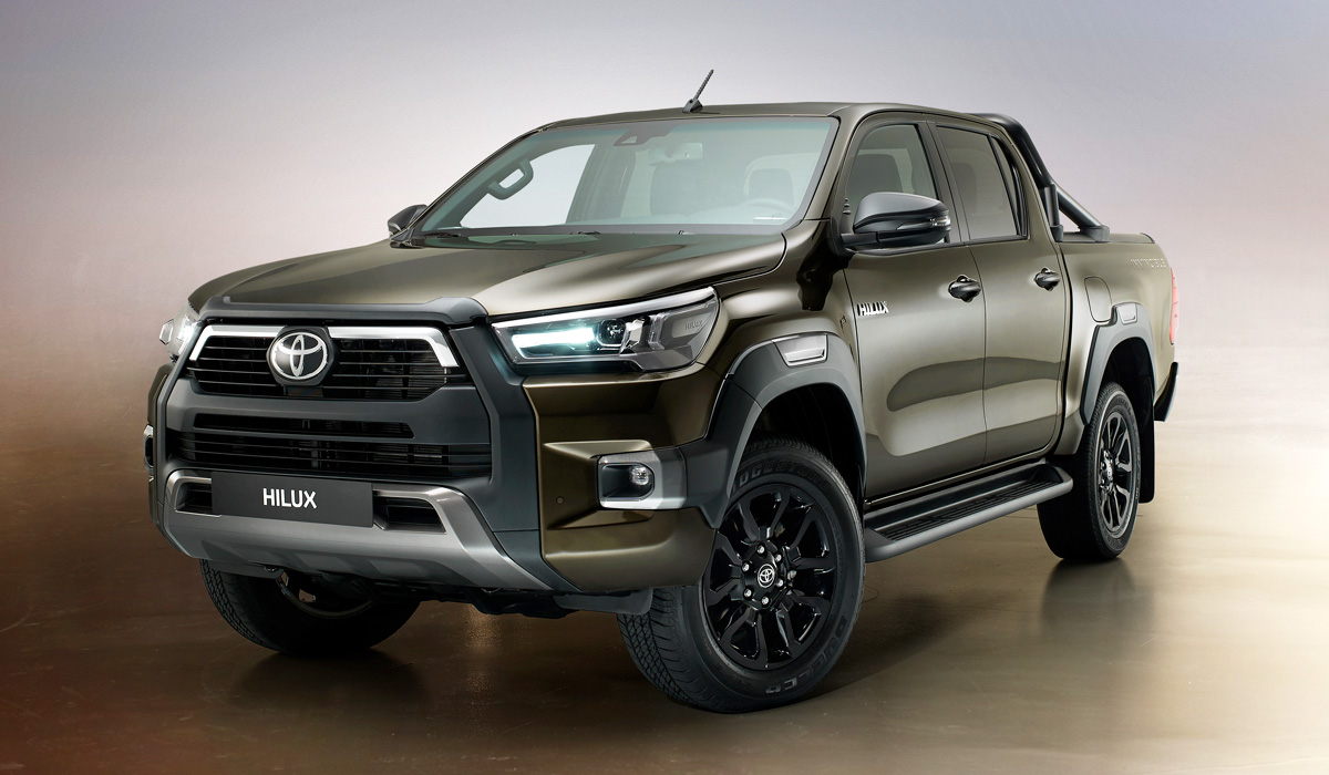Toyota Hilux 2021 Invincible